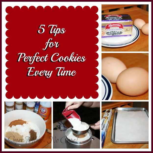 5 Tips for Perfect Cookies Every Time