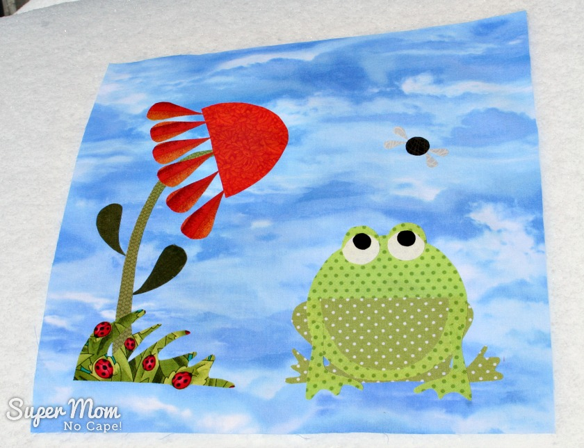 Block #2 for the In Our Garden BOM Blog Hop