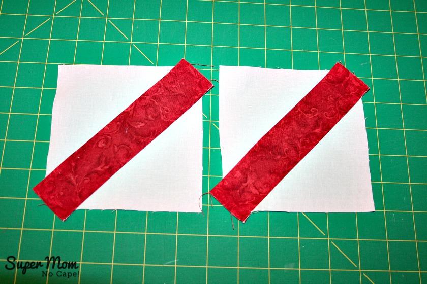 Maple Leaf Blocks - Step 6C