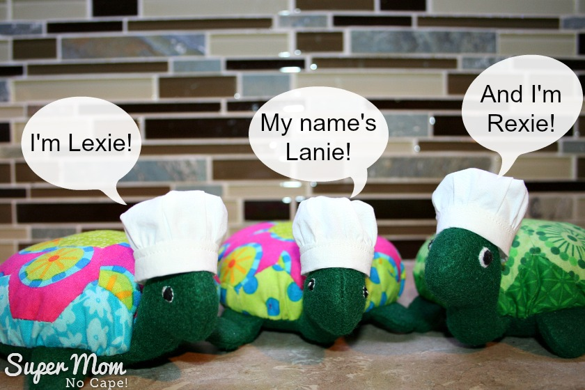 Leftover Cranberry Sauce Drop Cookies - the Hexie Turtle introduce themselves