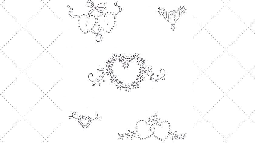 Vintage Embroidery Monday & Stitchery Link Party #96