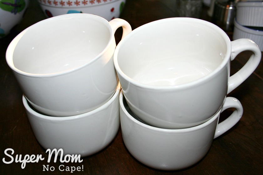 How to Set Up a Kitchen on the Cheap - large soup mugs