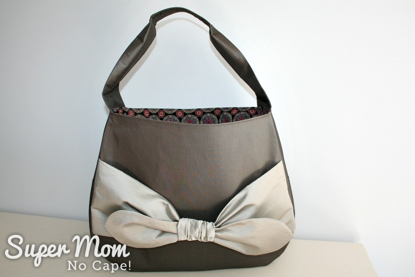 Elegant Bow Purse Edition 3 - Front view