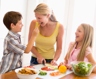 Super Moms 360 Article Just For Mom Heart Healthy