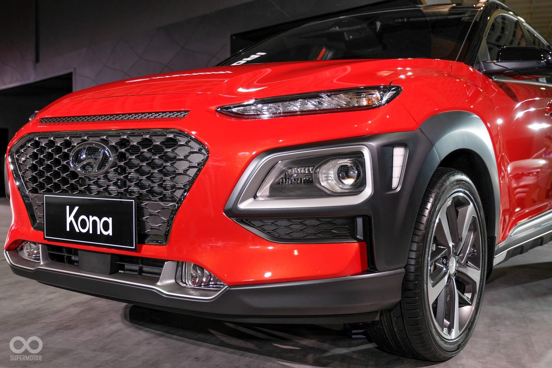 2018世界新車大展。Hyundai Kona即將國產上市 | SUPERMOTO8