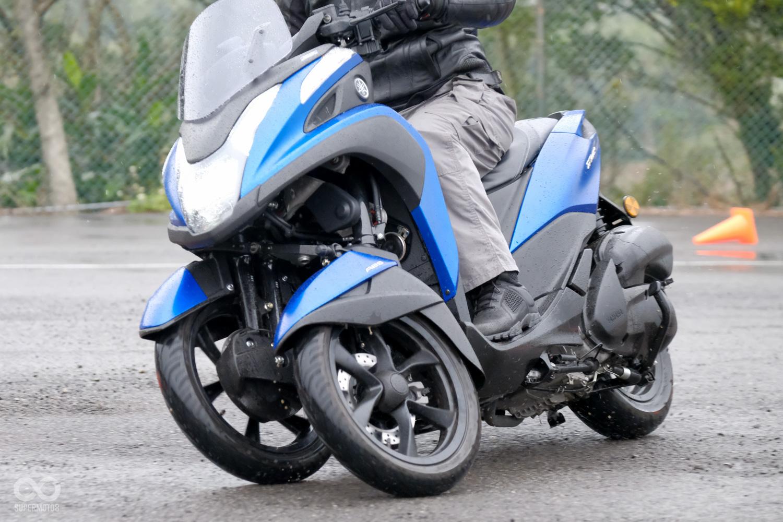 三輪大師?YAMAHA計劃推出全新級距三輪車   SUPERMOTO8