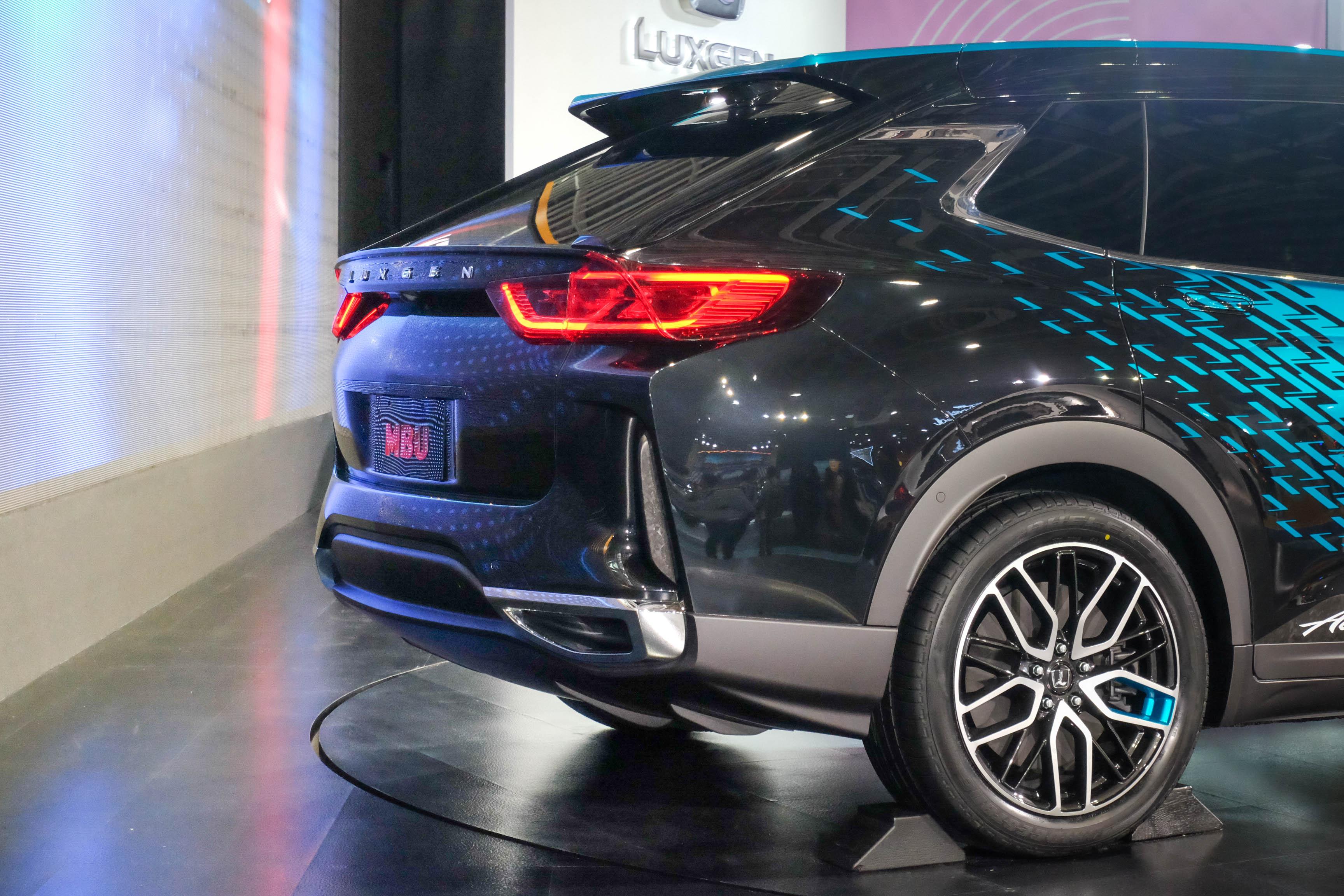 2020世界新車大展。LUXGEN 300匹馬力概念跑旅「MBU」亮相! URX上市熱銷,購車優惠全面大放送。 | SUPERMOTO8