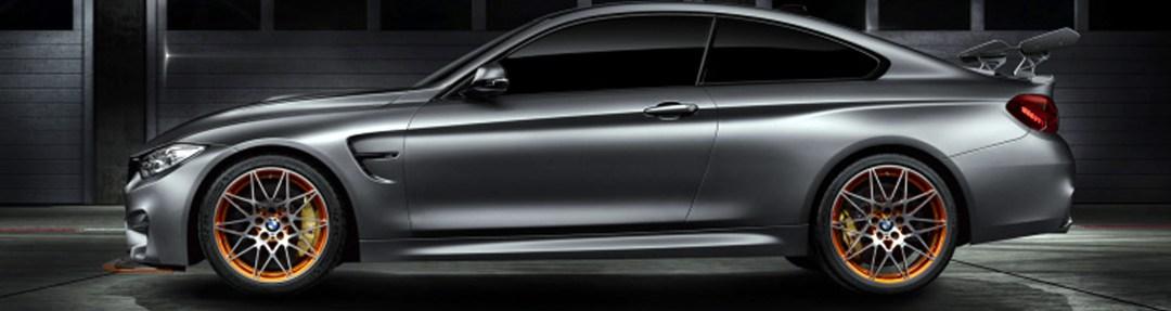 Conoce el chassis del BMW M4 GTS