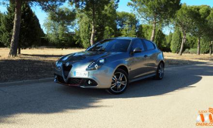 Al volante del Alfa Romeo Giulietta 2017
