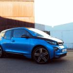 Al volante del BMW i3 REX 2017
