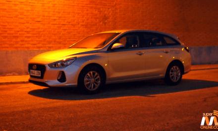 Al volante del Hyundai i30 CW 2017