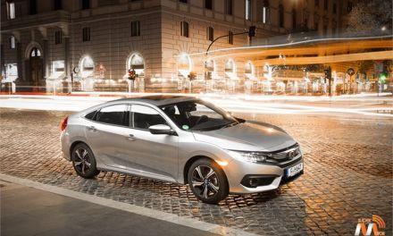 Disponible ya el motor Diésel en la gama Honda Civic 2018