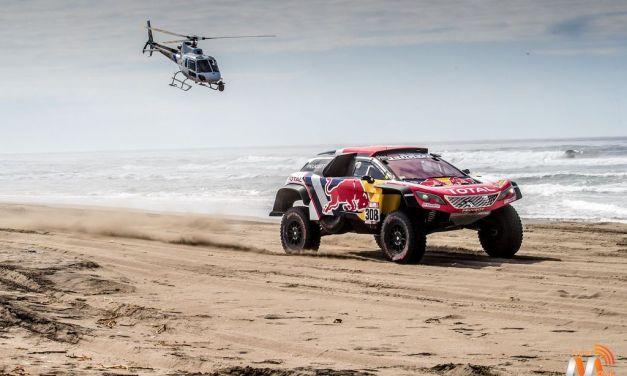 Peugeot ha conseguido el Dakar 2018, aquí las 10 claves de este triunfo.