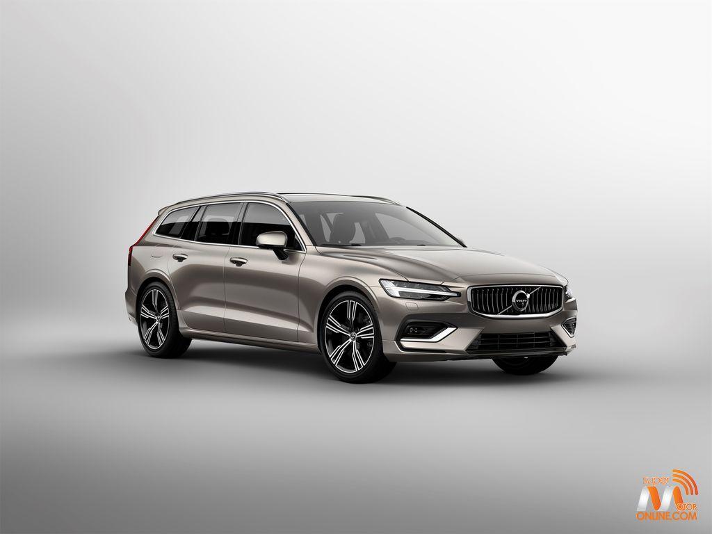 Volvo V60 Station Wagon 2018
