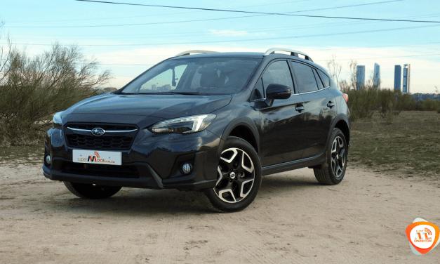 Al volante del Subaru XV 2018