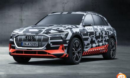 Audi e-tron prototype, el SUV 100% eléctrico