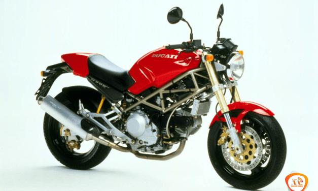 25 años de la Monster de Ducati