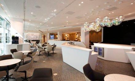Lounge by Lexus, nuevo y relajante espacio para viajeros internacionales.