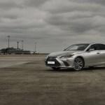 Nuevo Lexus ES 300h 2018, comodidad, refinamiento y exclusividad