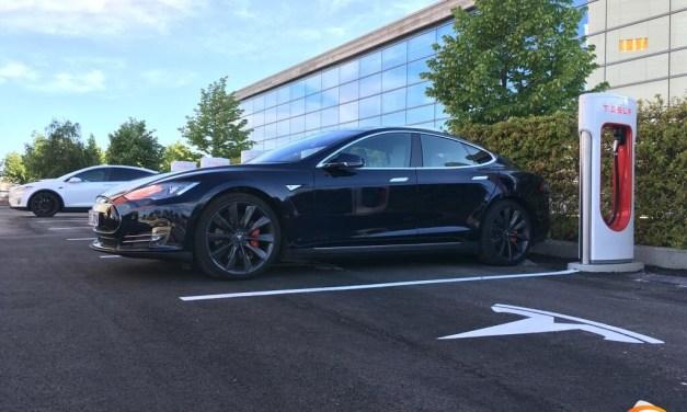 Nuevo Supercargador Tesla en Madrid, continúa la expansión por España