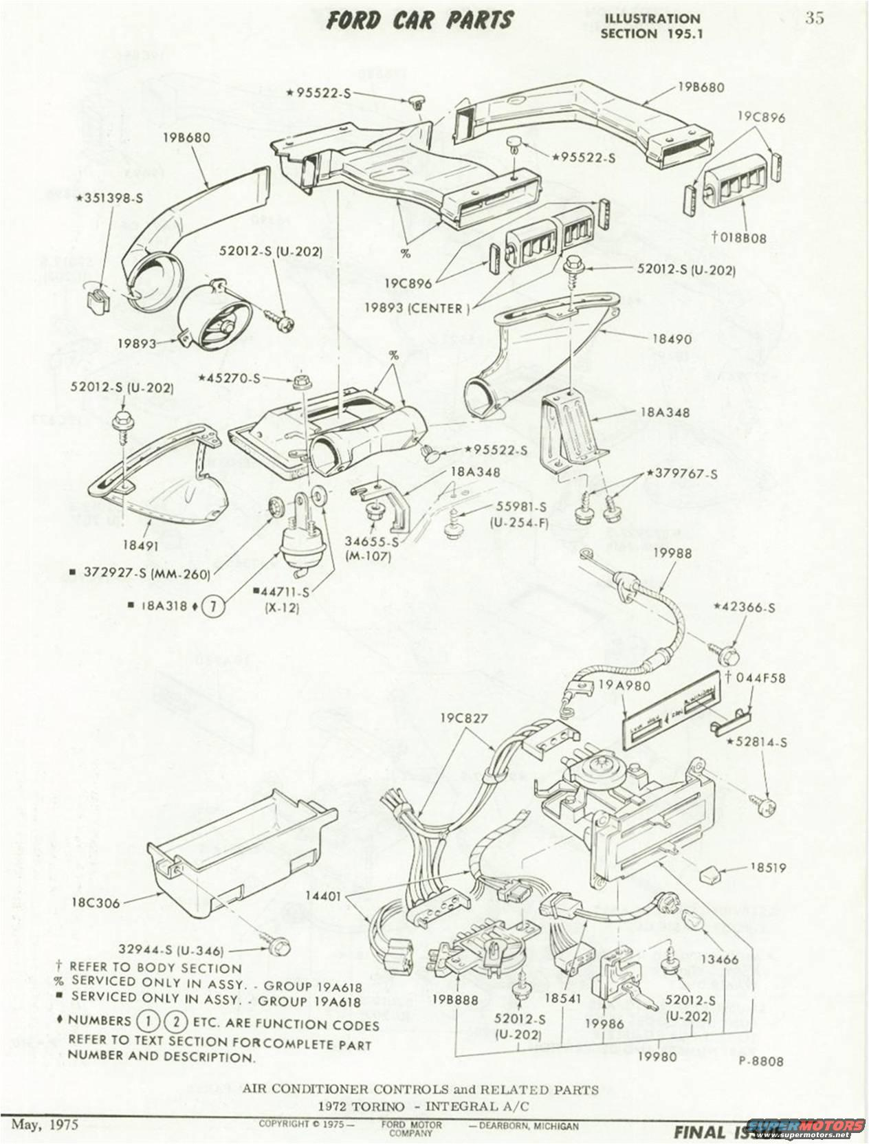 76 Ranchero Vacuum Diagram | Wiring Diagram Database