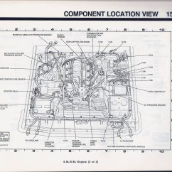 1990 Ford Bronco Wiring Diagram 1998 Contour Radio 1989 2 Engine Compartment 52
