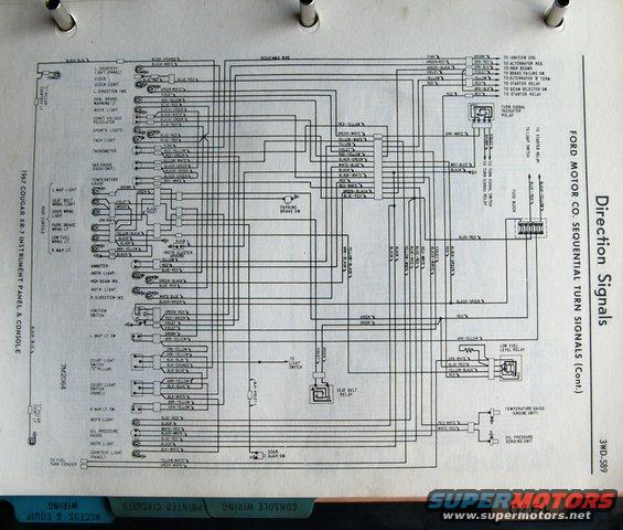 Mercury Wiring Diagrams Es