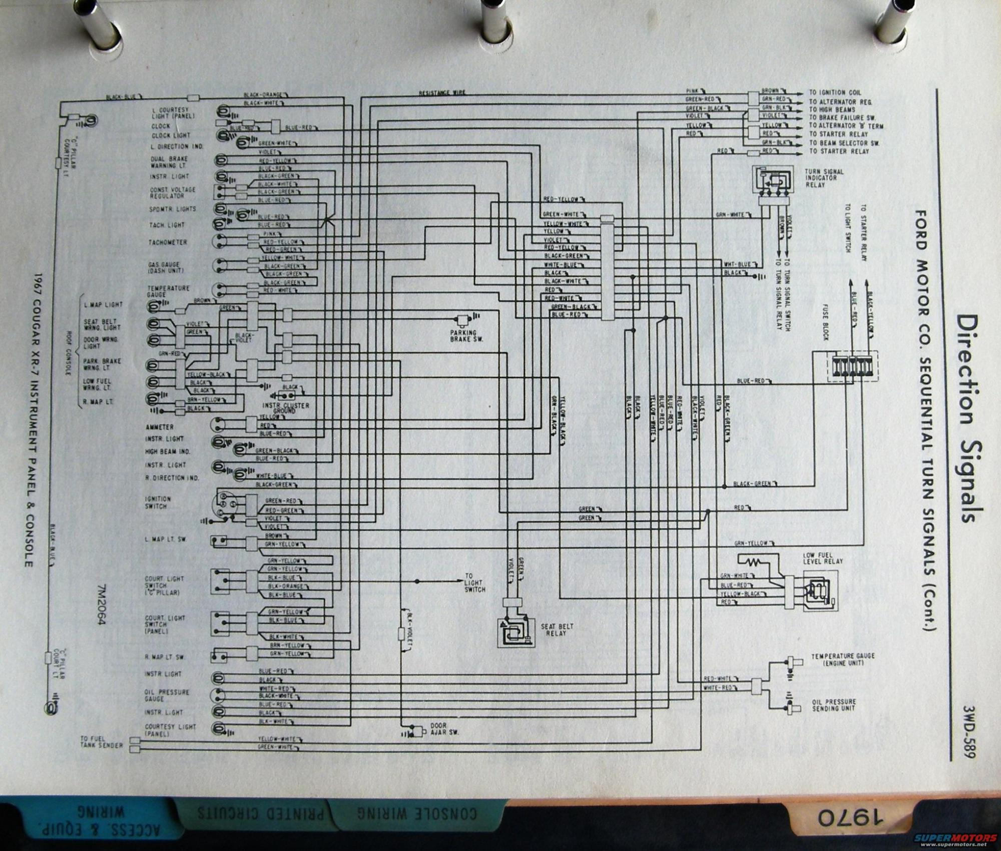 hight resolution of 2000 mercury cougar wiring diagrams wiring diagram portal rh 18 2 kaminari music de 1969 mercury cougar wiring diagrams 1968 cougar wiring harness diagram