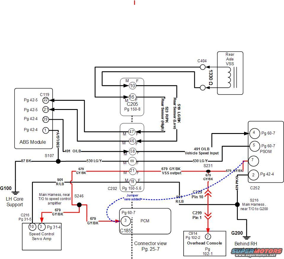 94 Ford Bronco Wiring Diagram 1990 Ford Bronco Wiring