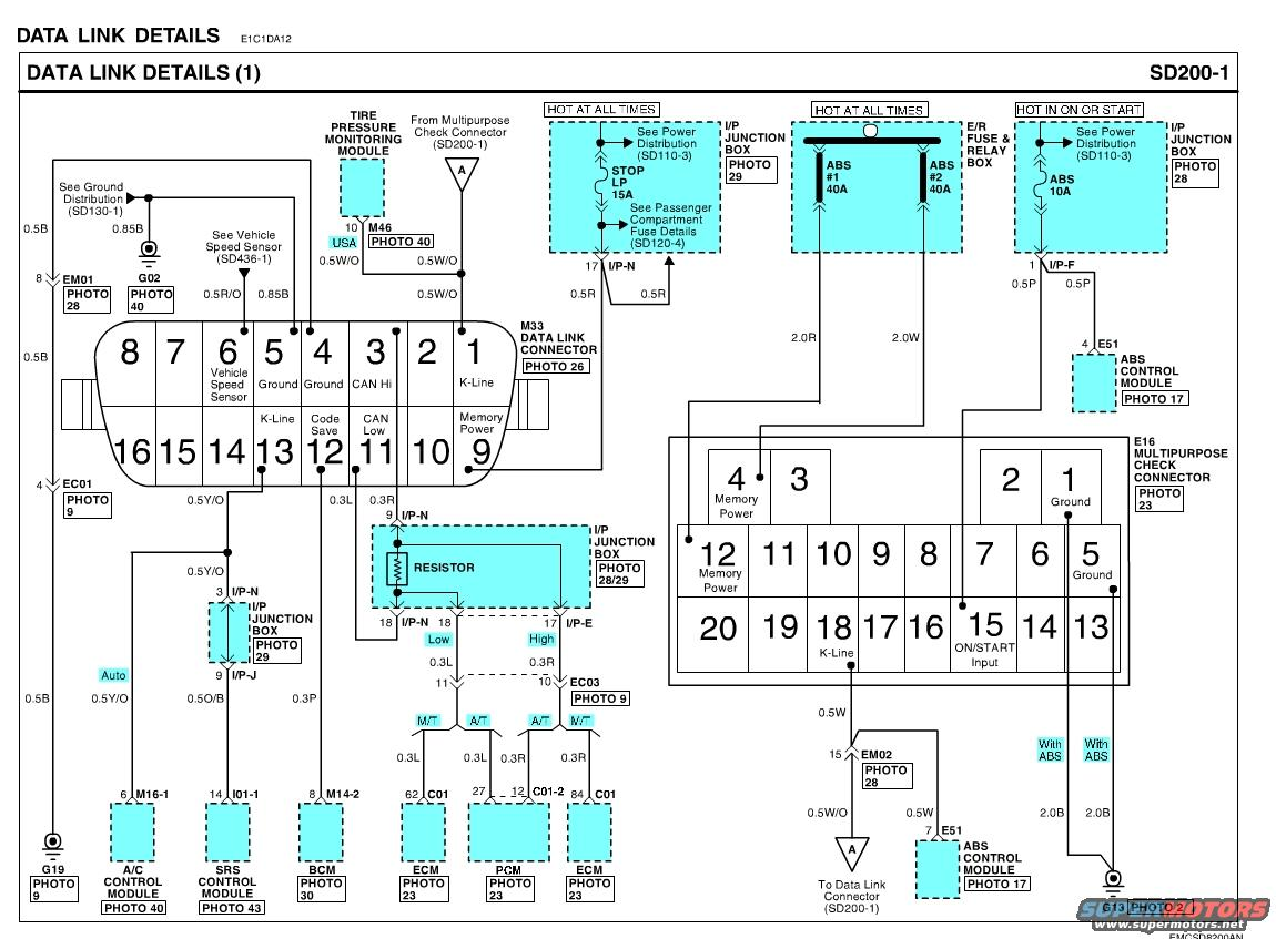 2009 Toyota Corolla S Wiring Diagram Hyundai Forums Hyundai Forum Vss Wire Color And