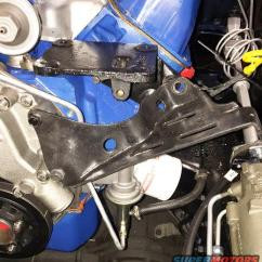 Ford Ranger 2 3 Engine Diagram Leviton Illuminated Way Switch Wiring Power Steering Pump Bracket - Bronco Forum
