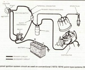 Starter Relay  Solenoid Wiring 86  Ford Bronco Forum