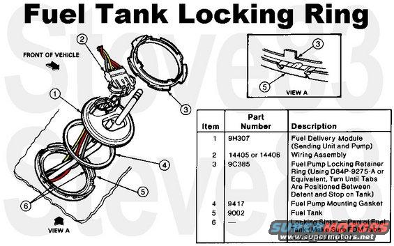 Scintillating Wiring Diagram 1993 Ford Bronco Chilton