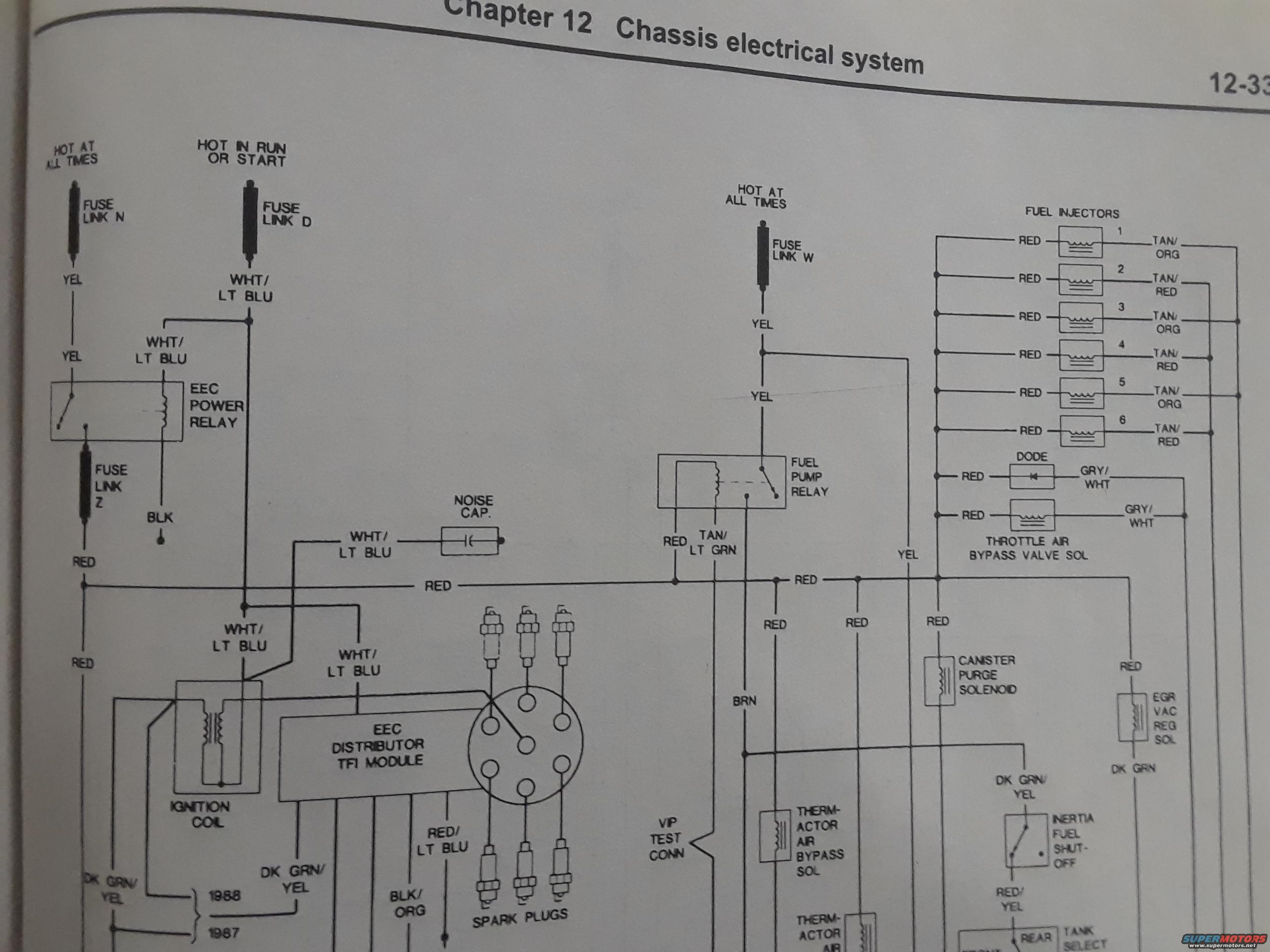 1996 Ford Bronco Wiring Diagram Additionally 89 Ford Bronco Wiring