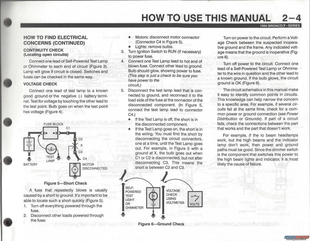 medium resolution of 1996 ford bronco 94 evtm picture supermotors net fuse