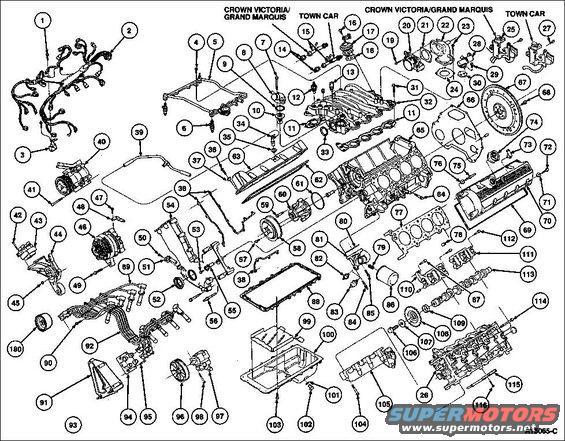 Wiring Diagram 2004 Ford Crown Vic 4 61 2004 Crown Vic
