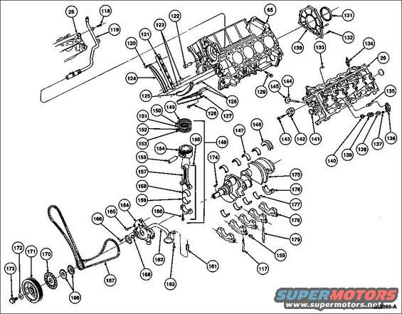 1994 Ford Crown Victoria Engine Diagram, 1994, Free Engine