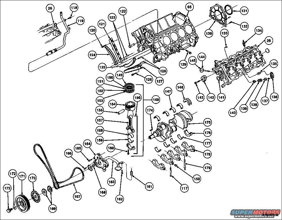 2000 Ford F 150 Emissions Control Diagram, 2000, Free