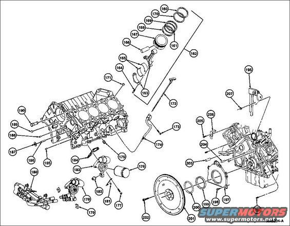[DIAGRAM] 2002 F150 4 2 Engine Diagram
