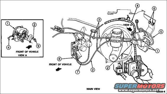 1986 Ford F 150 Fuel System Diagram. Ford. Wiring Diagram
