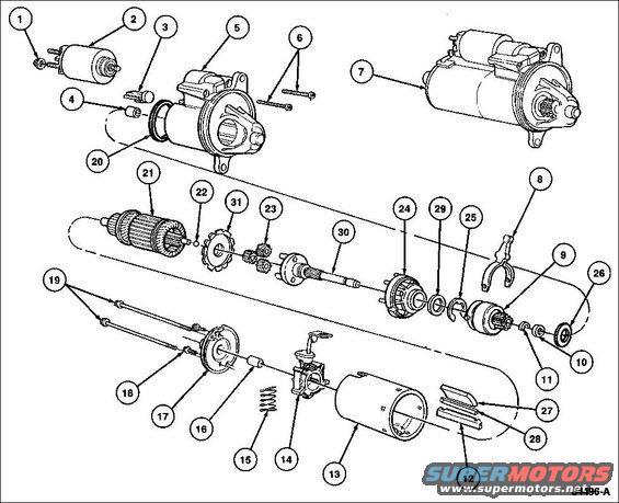 2002 Ford Focus Starter Diagram : 31 Wiring Diagram Images