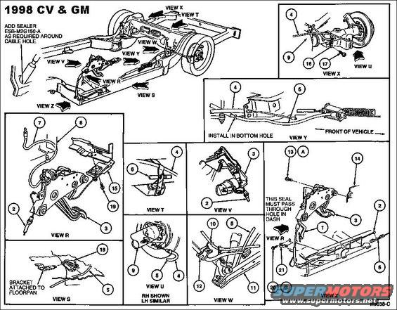 Ford Ltd Front Suspension Diagram, Ford, Free Engine Image