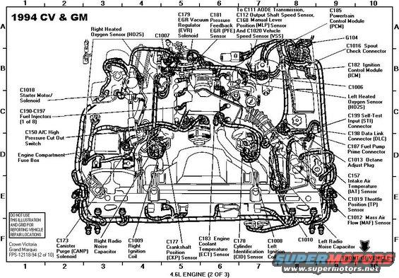 Abs Wiring Diagram Ford Zx2 1994 Ford Crown Victoria Diagrams Pictures Videos And