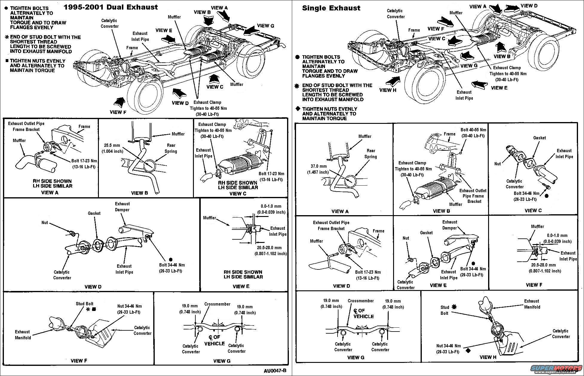 [WRG-8282] 1989 Ford Aerostar Engine Diagram