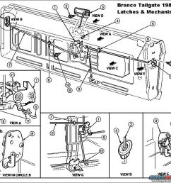 wrg 4948 95 ford bronco wiring diagram95 ford bronco tailgate wiring diagram wire center [ 978 x 891 Pixel ]