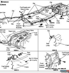 ford fuel line diagram simple wiring diagrams ezgo txt wiring diagram 1995 ford f 250 [ 978 x 892 Pixel ]