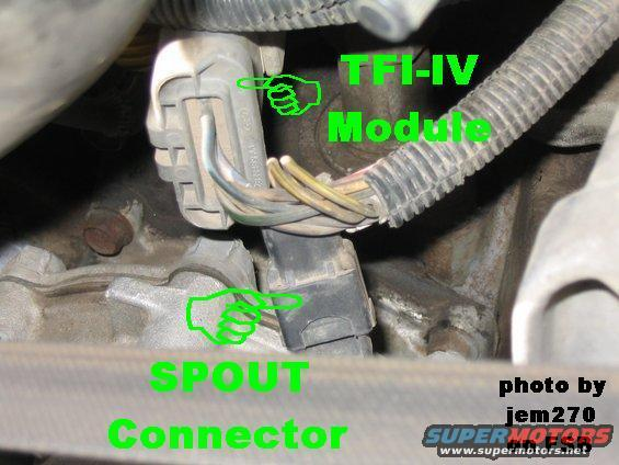 86 Mustang Wiring Diagram Truck Shut Off And Has No Spark Ford Bronco Forum