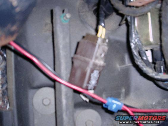 79 Bronco Fuse Box Diagram Horn Relay Location Ford Bronco Forum