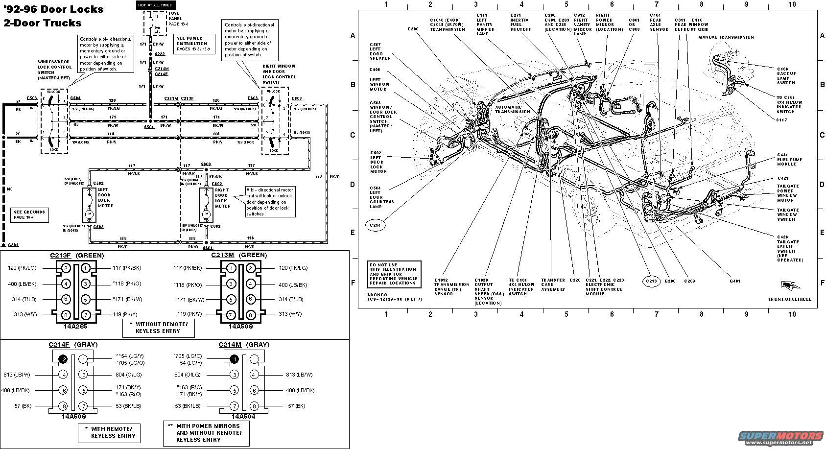 Pass Side Wiring Diagram Picture