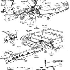 Trailer Brake Wiring Diagram Ford F250 2007 F150 Ac 1983 Bronco Brakes & Hubs Picture   Supermotors.net